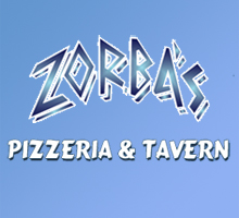 Click Here for Zorba's Pizzera & Tavern